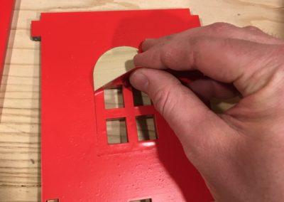 Peel Tape
