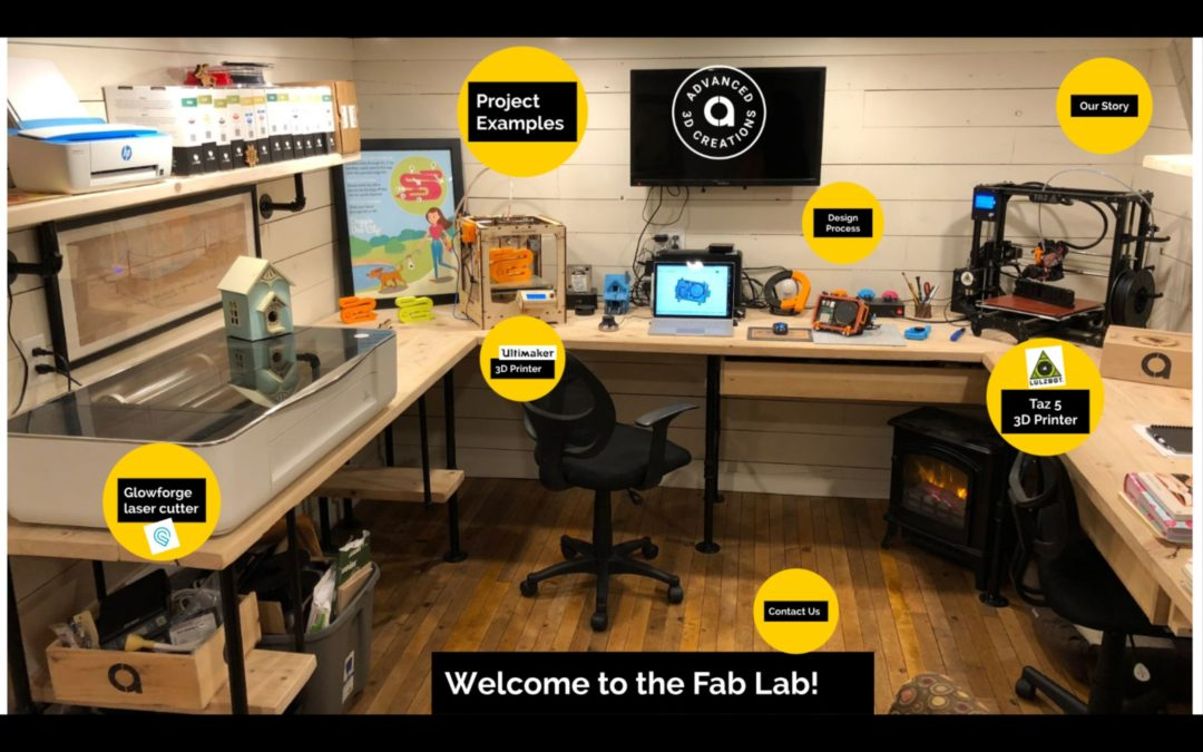 Tour the Fab Lab!